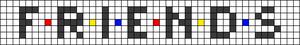 Alpha pattern #26787