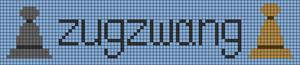 Alpha pattern #26790