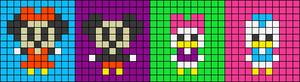 Alpha pattern #26791