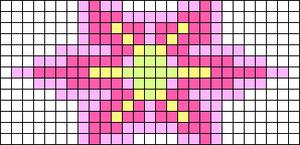 Alpha pattern #26792
