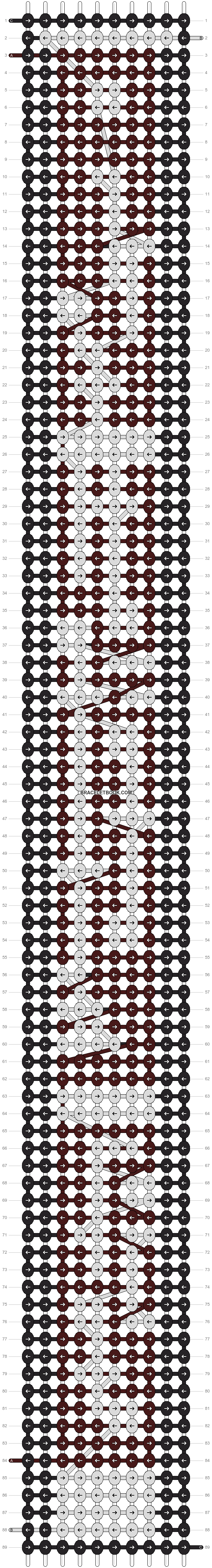 Alpha pattern #26794 pattern