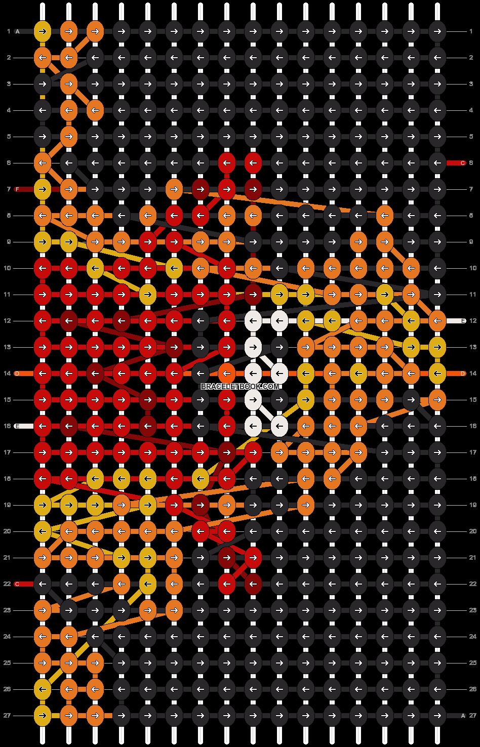 Alpha pattern #26795 pattern