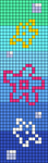 Alpha pattern #26819