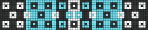 Alpha pattern #26820
