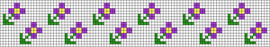 Alpha pattern #26821