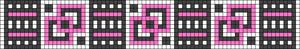 Alpha pattern #26823