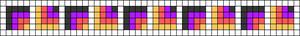 Alpha pattern #26825