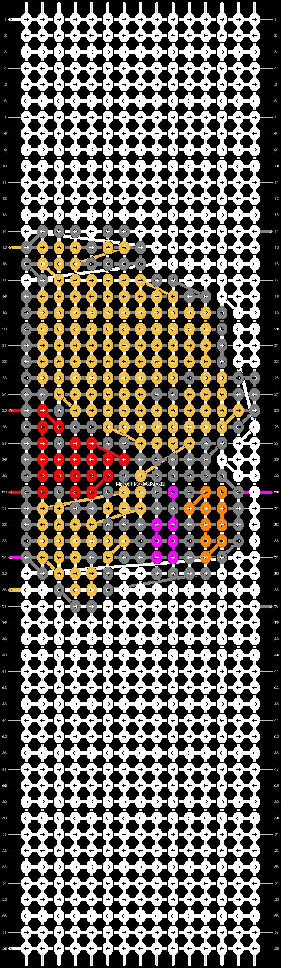 Alpha pattern #26827 pattern