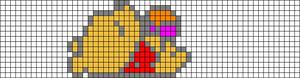 Alpha pattern #26827