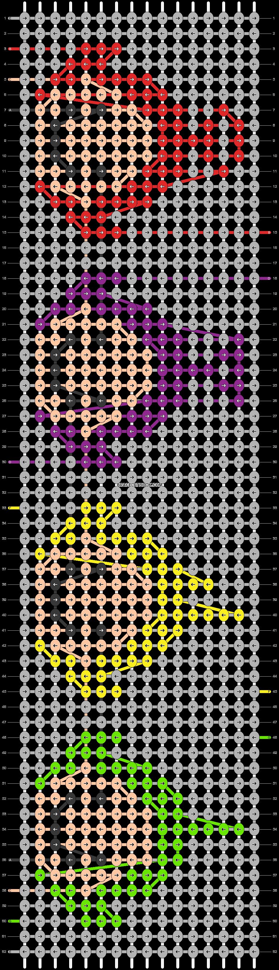 Alpha pattern #26829 pattern