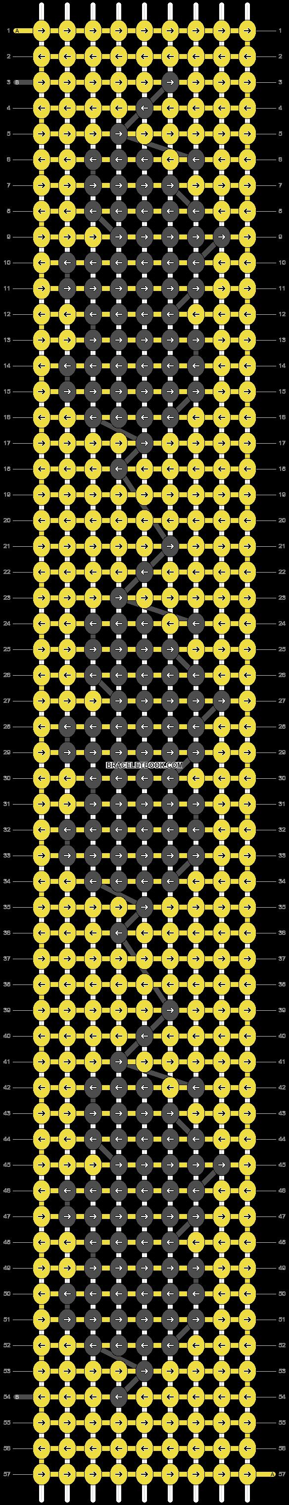 Alpha pattern #26831 pattern