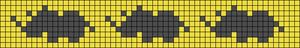 Alpha pattern #26831