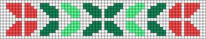 Alpha pattern #26834