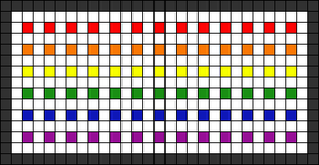 Alpha pattern #26842