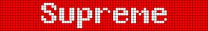 Alpha pattern #26846