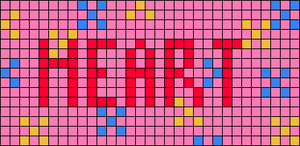 Alpha pattern #26848