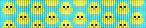 Alpha pattern #26849