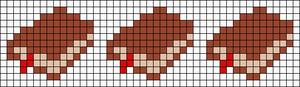 Alpha pattern #26853