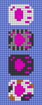 Alpha pattern #26856