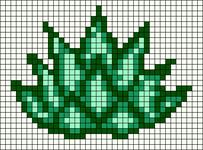 Alpha pattern #26858