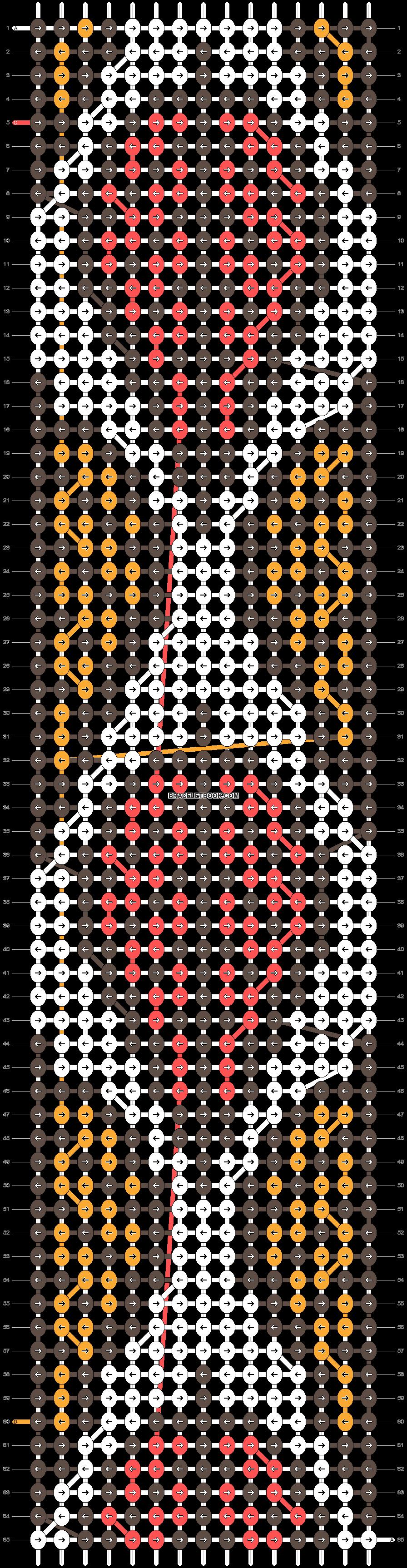 Alpha pattern #26860 pattern