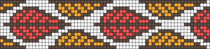 Alpha pattern #26860