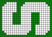 Alpha pattern #26868