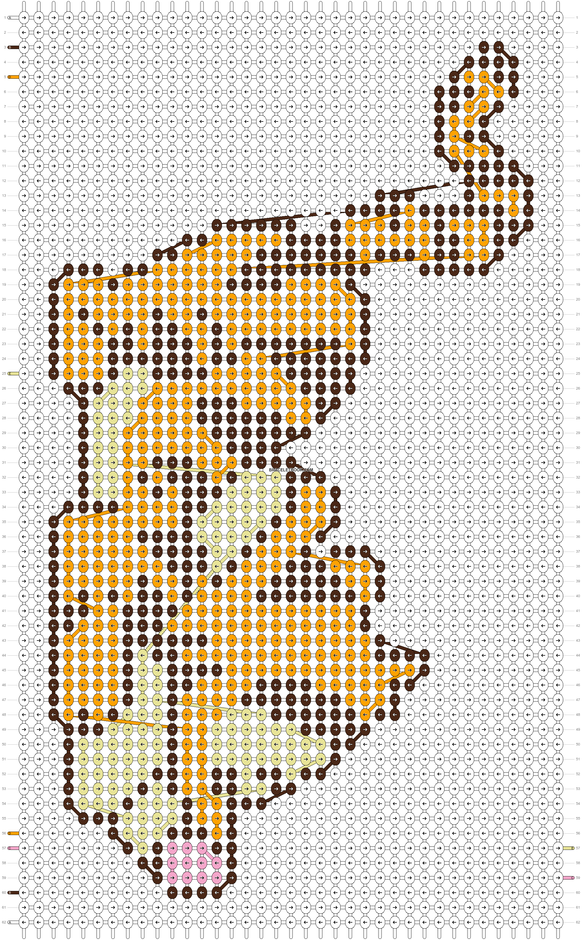 Alpha pattern #26874 pattern