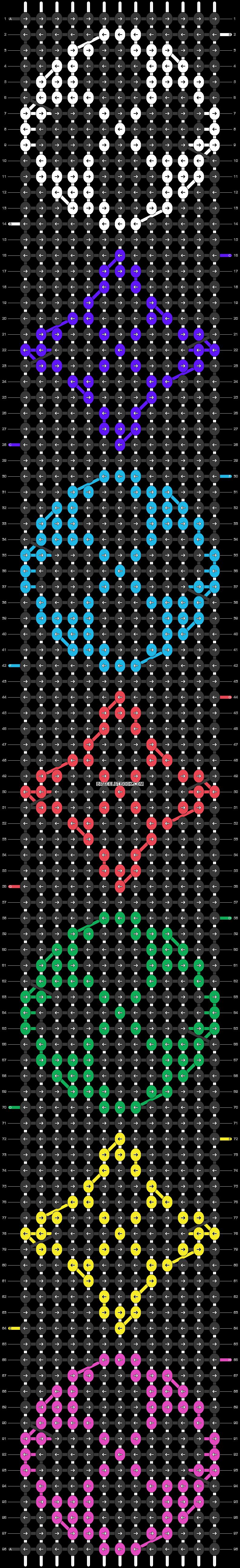 Alpha pattern #26881 pattern