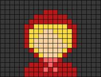 Alpha pattern #26887