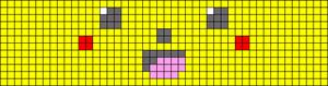 Alpha pattern #26897