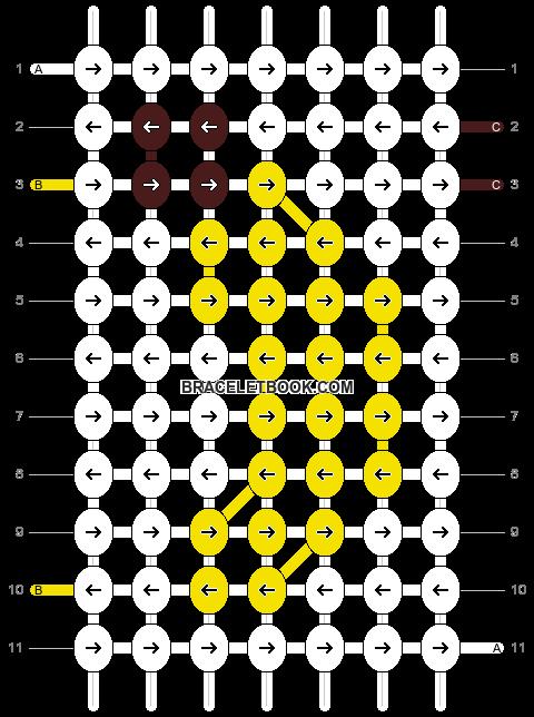 Alpha pattern #26938 pattern