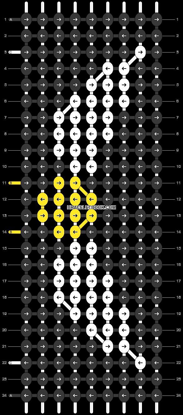 Alpha pattern #26939 pattern