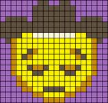 Alpha pattern #26940
