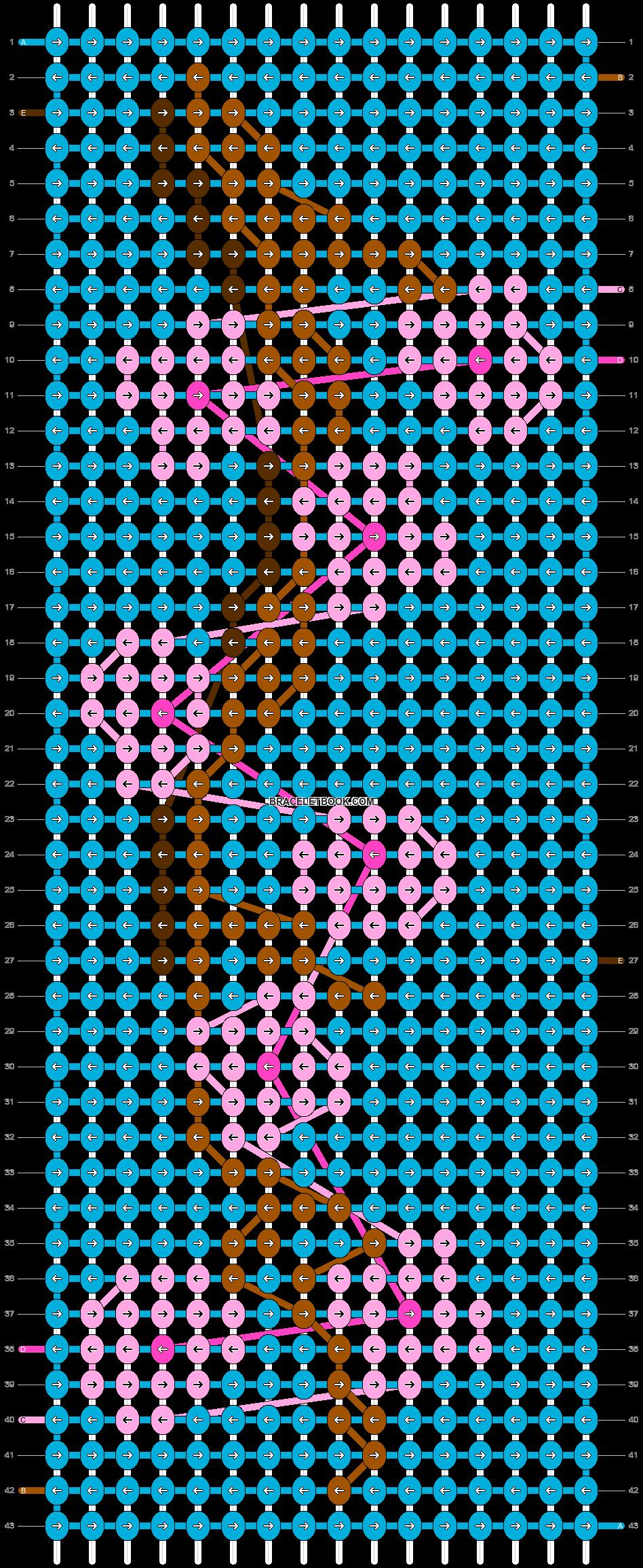 Alpha pattern #26941 pattern