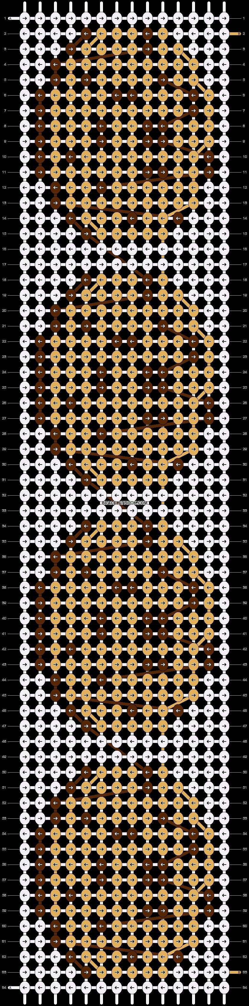 Alpha pattern #26942 pattern