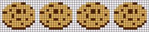 Alpha pattern #26942