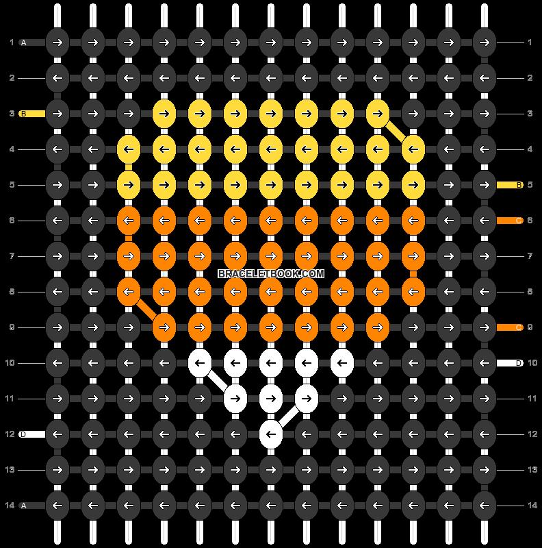 Alpha pattern #26956 pattern