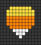 Alpha pattern #26956