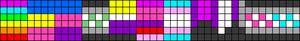 Alpha pattern #26959