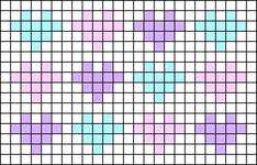 Alpha pattern #26962