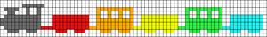 Alpha pattern #26967