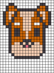 Alpha pattern #26989