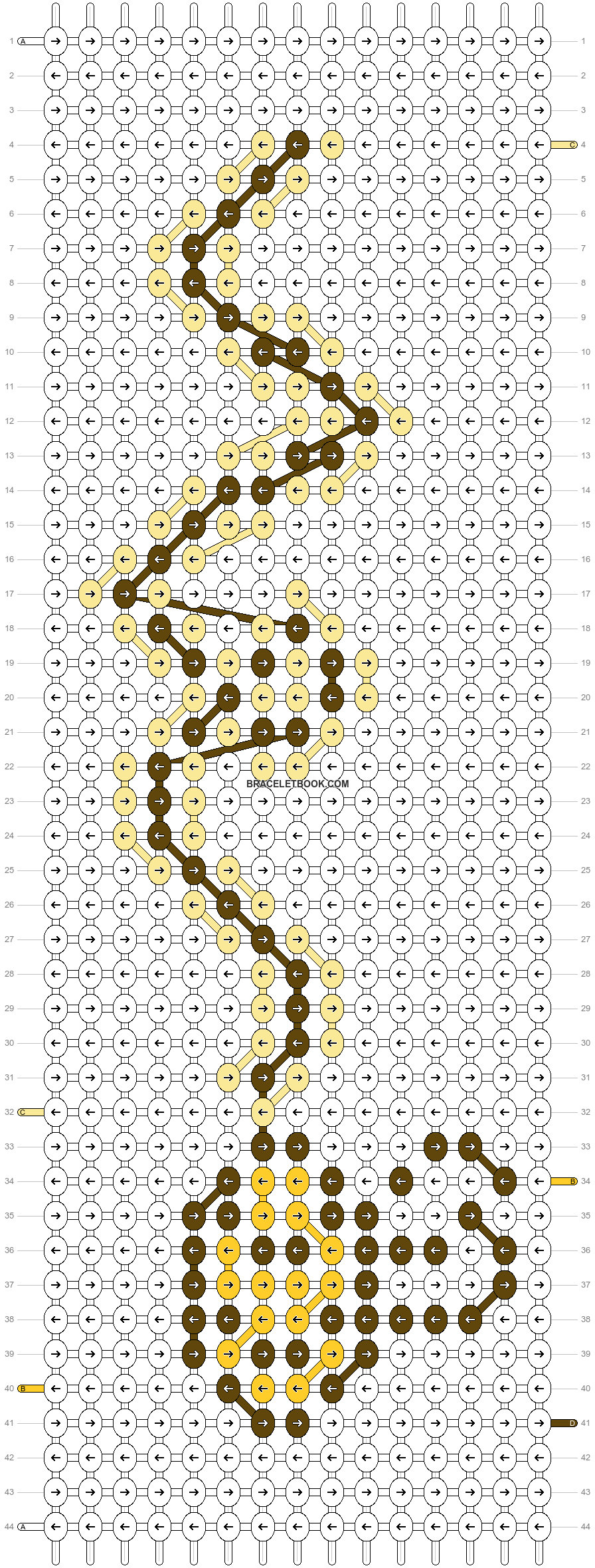Alpha pattern #26992 pattern