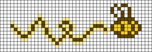 Alpha pattern #26992