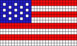 Alpha pattern #26994