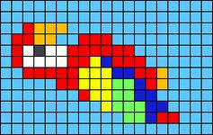 Alpha pattern #27018