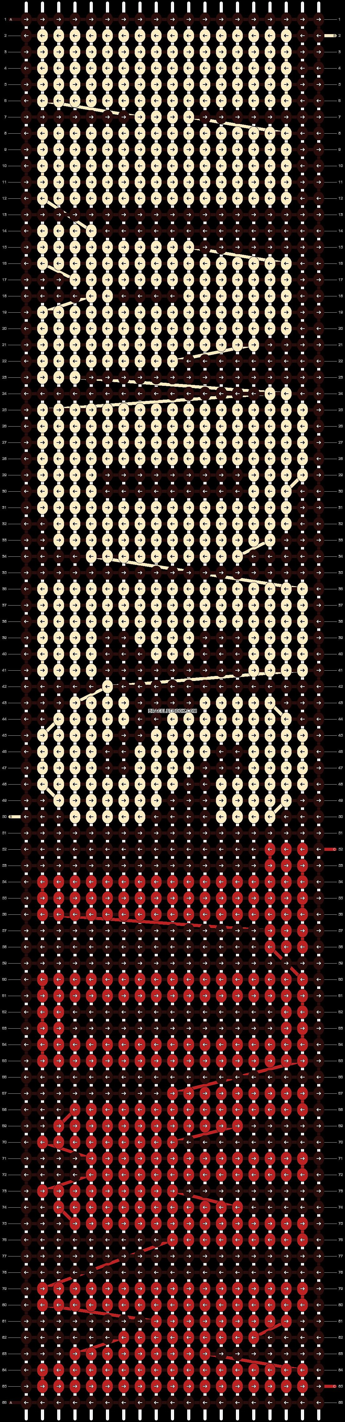 Alpha pattern #27021 pattern