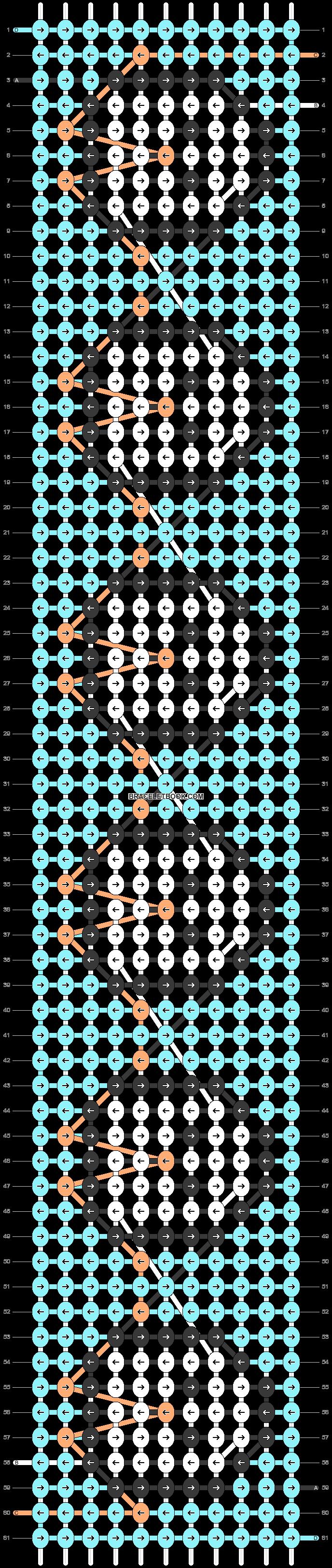 Alpha pattern #27042 pattern