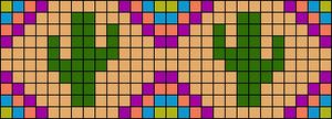Alpha pattern #27056